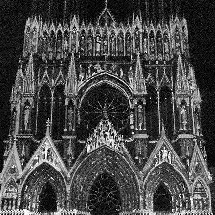 Cathédrale Notre-Dame de Reims, September 2011