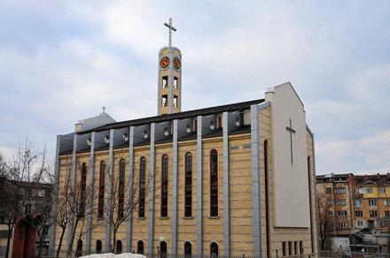 Cathedral of St Joseph, Sofia
