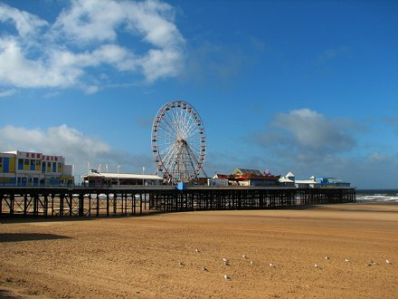 Blackpool - Central Pier