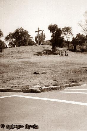 Cruces en el cerro
