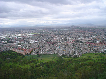 Ciudad de México (Huizachtecatl vista noreste 003)