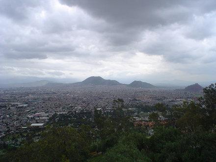 Ciudad de México (Huizachtecatl vista este 001)