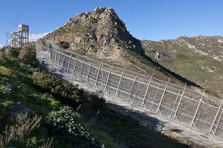 Ceuta border