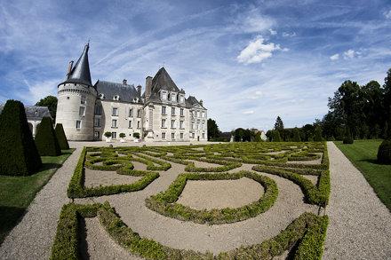 Château Renaissance Azey-le-Ferron