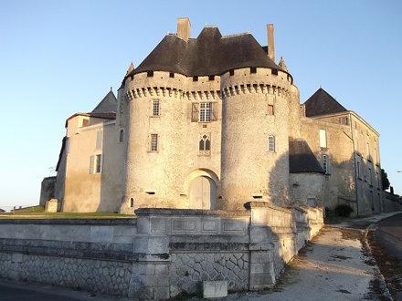 Château de Barbezieux St Hilaire