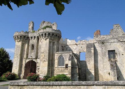 Berzy-le-Sec (château) • 4917