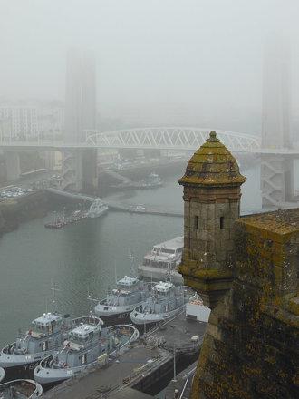 Brest - Pont de Recouvrance