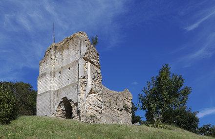 Le Donjon De Brionne