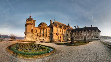 Château de Chantilly - 24-12-2007 - 16h08
