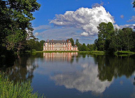 Château de Courson- Essonne.
