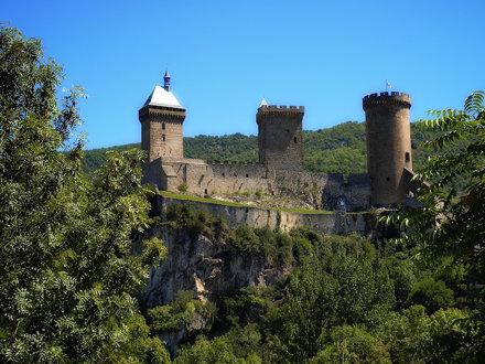 Castillo de Foix