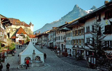 Switzerland, Fribourg