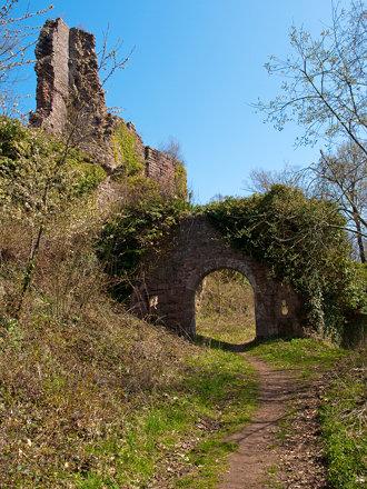 Ruine Guirbaden