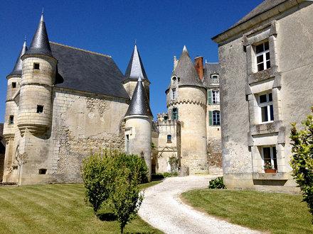 Chateau De La Celle-Guenand 1