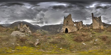 Chateau de Miglos - Miglos Castle