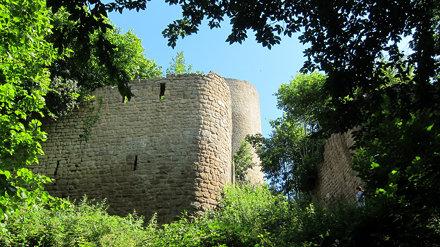 Château de Pflixbourg, Wintzenheim