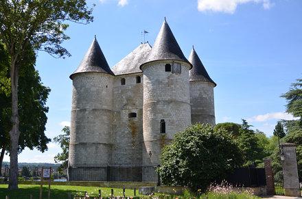 Vernon : le Château des Tourelles