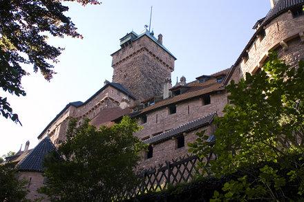 Château du Haut-Koenigsbourg, 2007