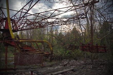 0985 - Ukraine 2017 - Tschernobyl