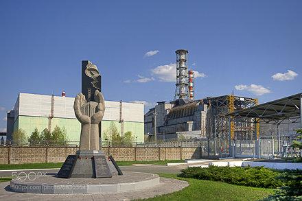 Chernobyl #4 Reactor