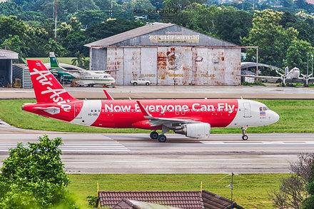 Thai Airasia : HS-BBL Airbus A320