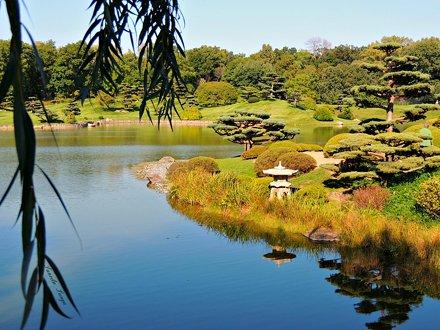 Chicago Botanical Garden, Japanese Garden