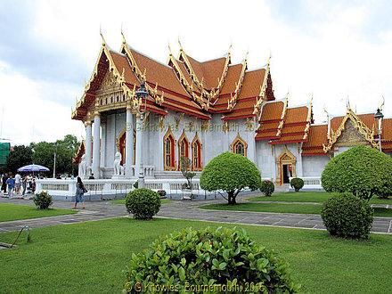Wat Benchamabophit Dusitvanaram, Dusit District, Bangkok, Thailand.