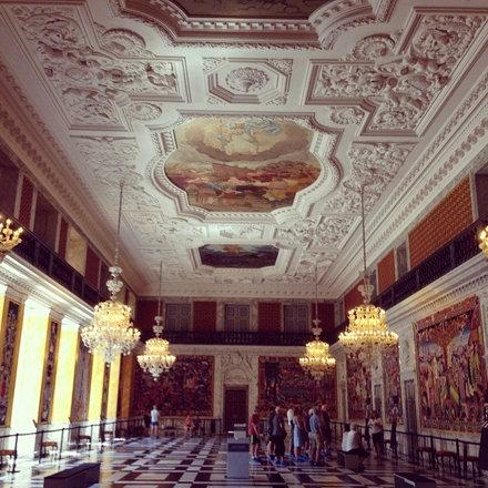 Дворец Кристиансборг удивительный внутри. #копенгаген #copenhagen #christiansborg