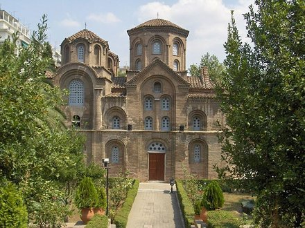 Church of Panayia Halkeion
