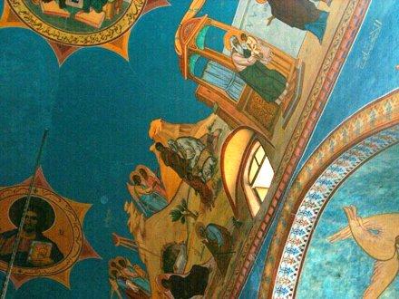 Syria, Homs, (saint) Mar Elian Church