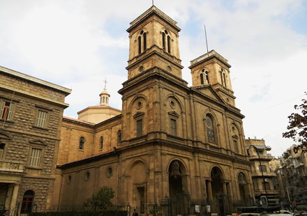 Saint Francis of Assisi Cathedral, Aleppo