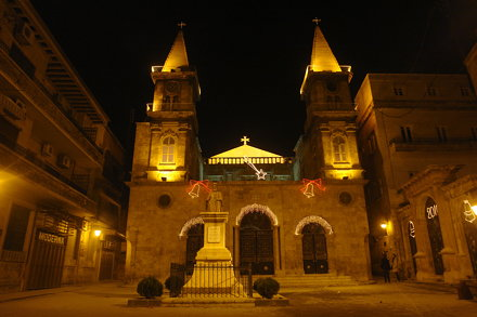 Maronite Church in Aleppo