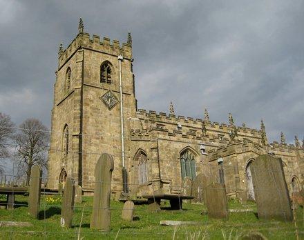 Church of St Nicholas, High Bradfield