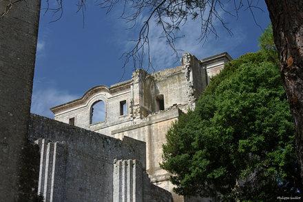 Arles : le théâtre antique