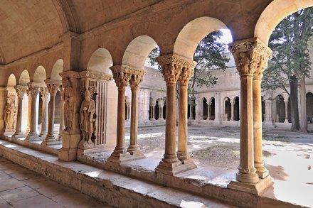 Франция. Арль. Собор святого Трофима. 12-15 век.