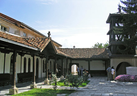 Sveti Spas Church, Skopje, The Republic Of Macedonia.