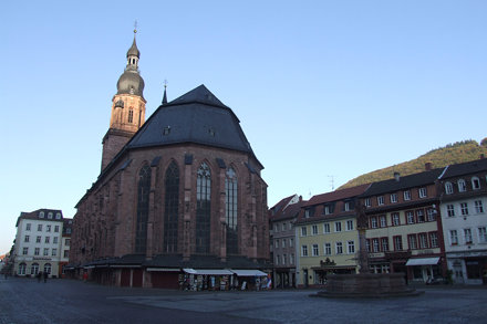 Church of the Holy Spirit and Market Square, 02.10.2011.