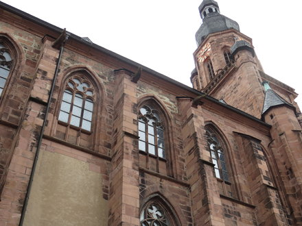 Church of the Holy Ghost / Church of the Holy Spirit  (Heiliggeistkirche) - Heidelberg, Germany
