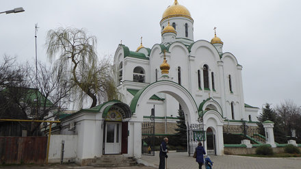 Church of the Nativity, Tiraspol