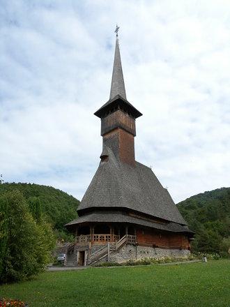 Barsana Monastery-1