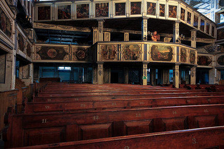 Kościół Pokoju w Jaworze / Church of Peace in Jawor