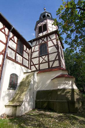 Dzwonnica (1709) przy Kościele Pokoju w Jaworze