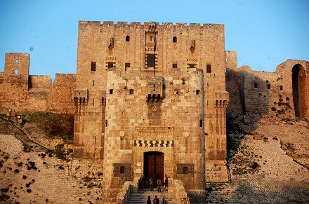 Aleppo Citadel (قلعة حلب)