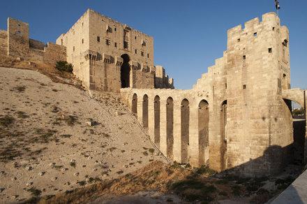 Remembering Syria - III: Alep Citadel