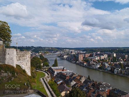 Namen / Namur, La Meuse
