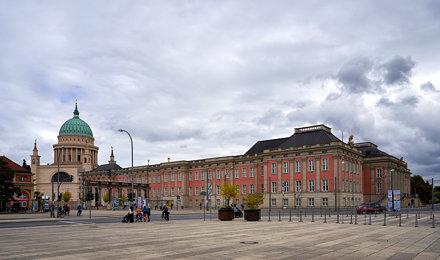 Potsdam - Stadtschloss