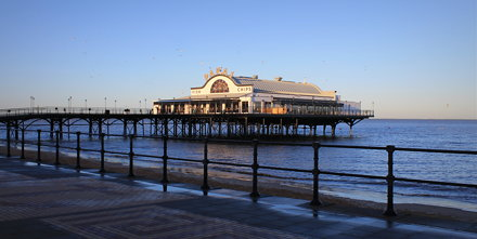 The Pier, Cleethorpes.