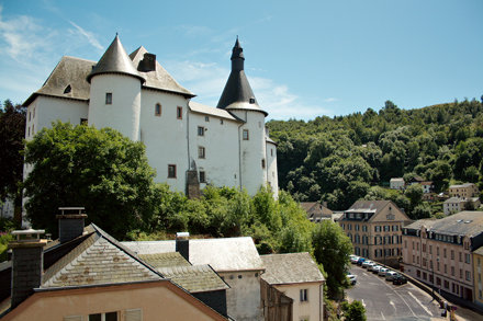 Castle of Clervaux