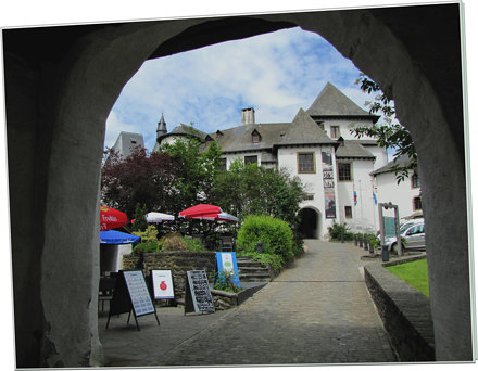 Schlossburg Clerf