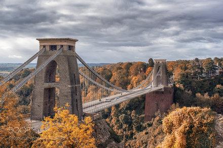Clifton Suspension Bridge II